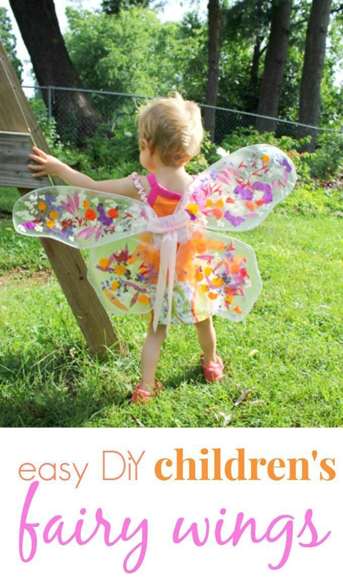 Fairy, Dragon, And Butterfly Wings For Kids