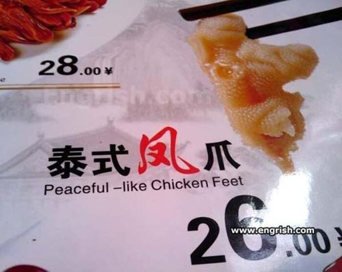 When Words Get Lost In Translation It's Just Great