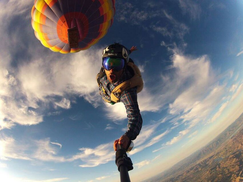 Jaw Dropping Extreme Sports Shots