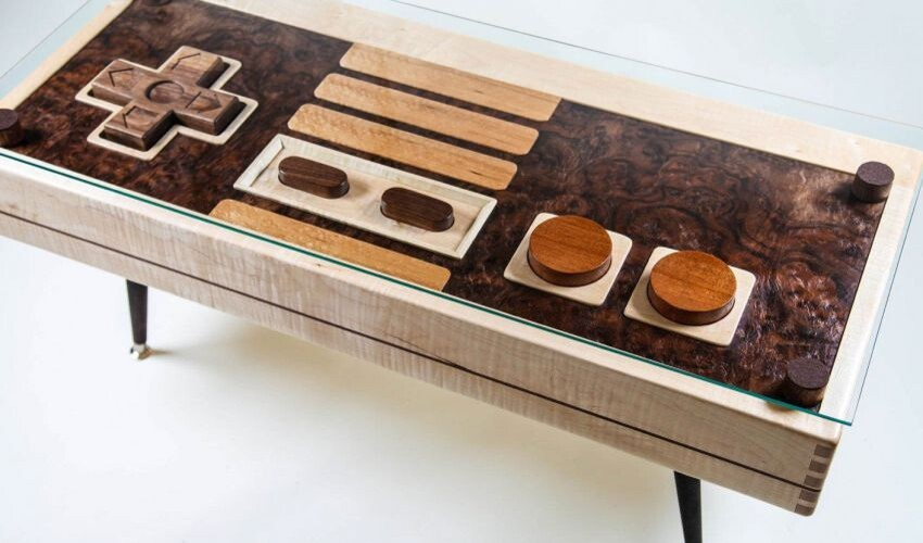 TOP 10 COOLEST COFFEE TABLES