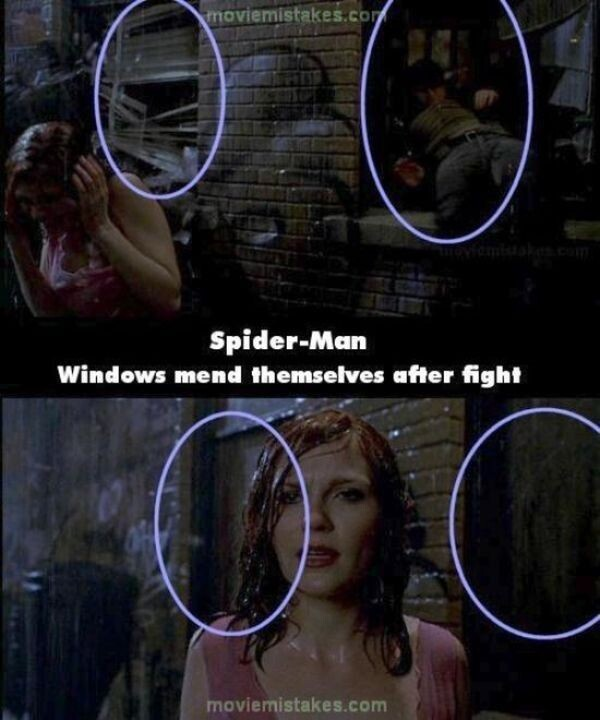 Iconic Movies That Have Hidden Errors