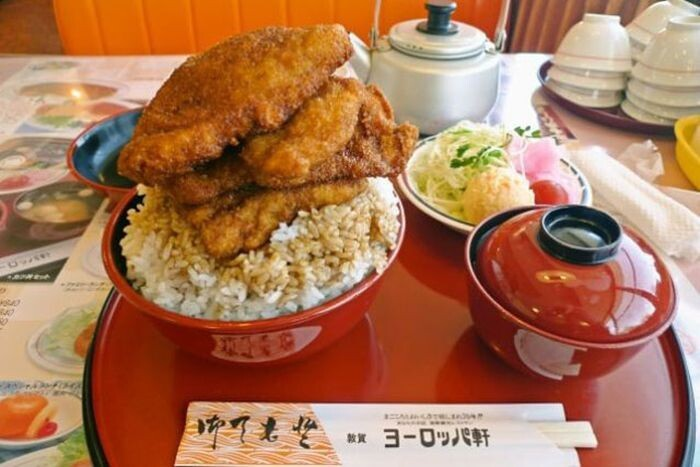 These Japanese Meals Are Way Too Big
