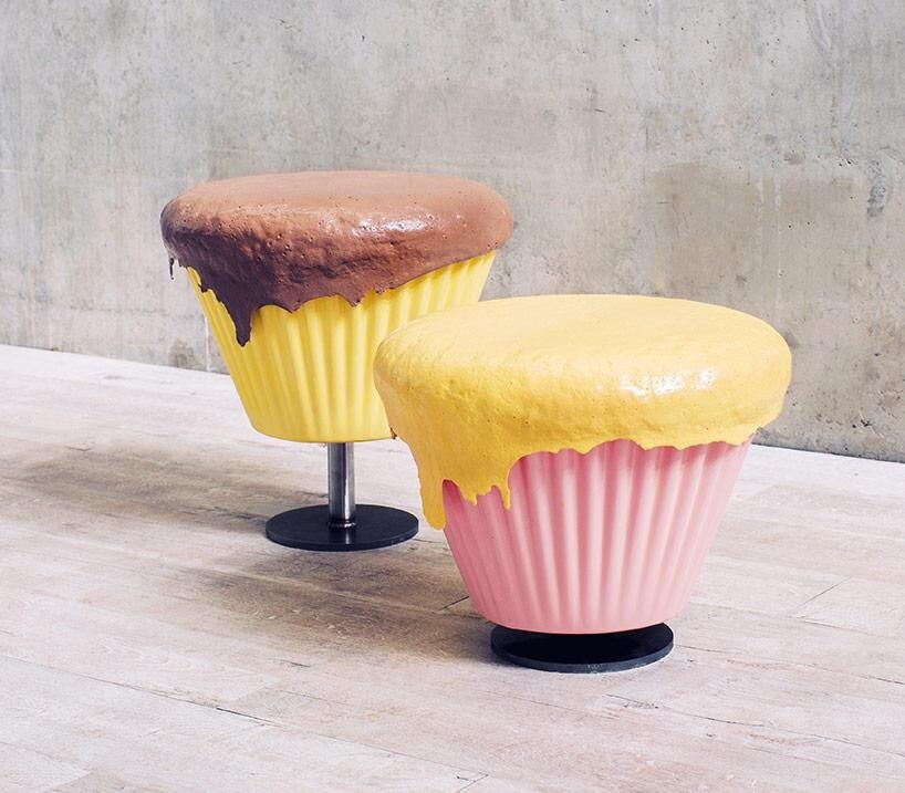 These Desserts Are Actually Clever Furniture Designs