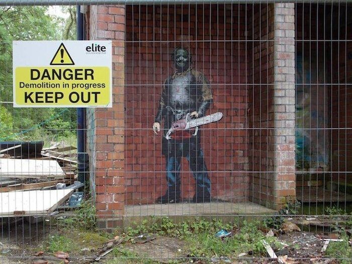 The Most Clever Street Art You'll Ever See By JPS