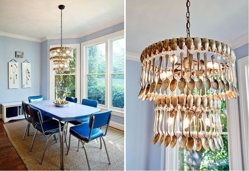 Magnificent Chandeliers Made Out Of Crazy Things