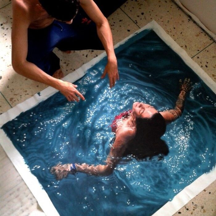 You Will Swear These Paintings Are Real