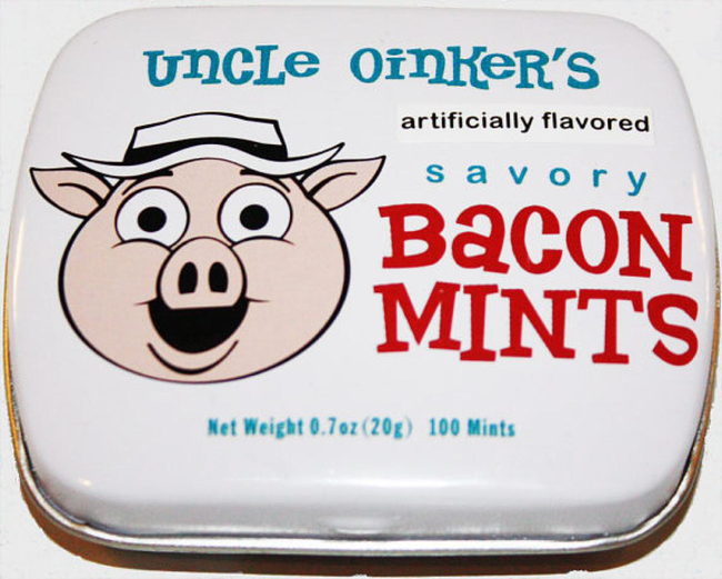 Bacon Is Everywhere! Awesome and Weird Bacon Related Products.