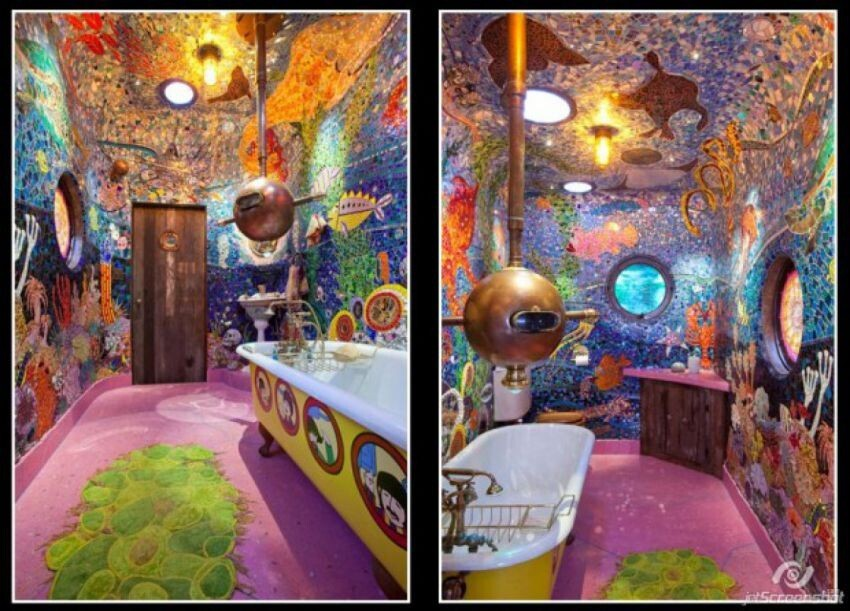 The Coolest Toilets in the Whole World