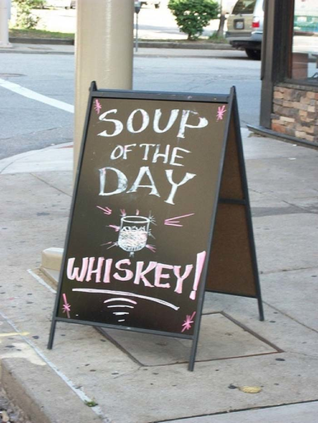 These 25 Restaurant Signs Are A Little Crazy, But Also Genius.