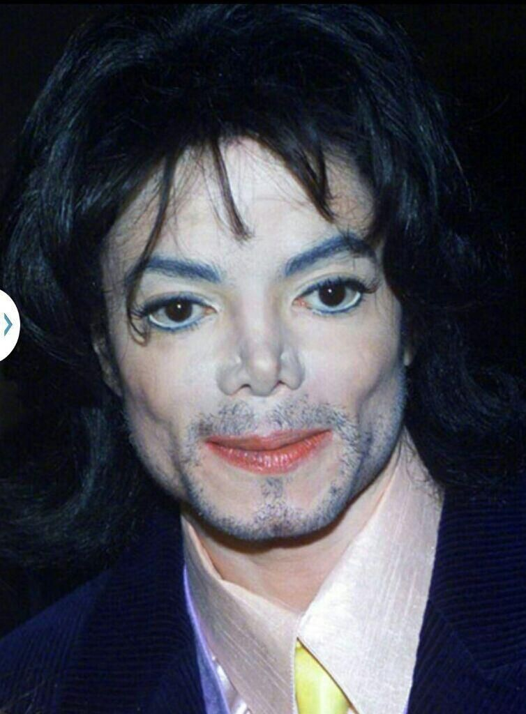 This Is How Michael Jackson Might Have Looked If He Never Had Plastic