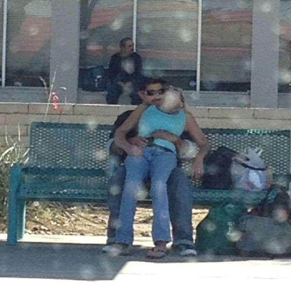 Public Places Are Not the Place for This Type of Affection