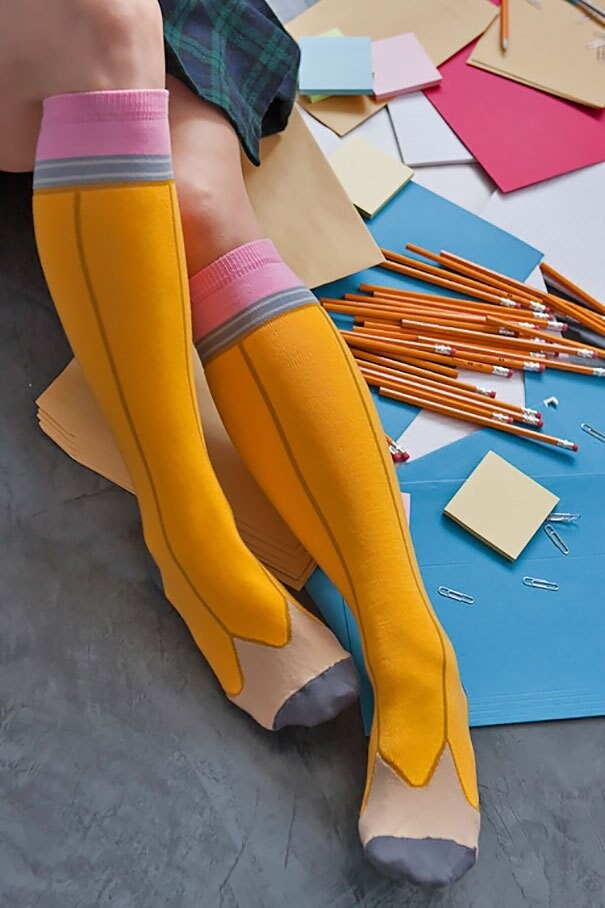Socks And Tights That Will Make Your Legs Awesome