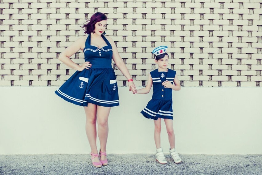 Photographer Mom Turns Her Daughter Into Iconic Characters