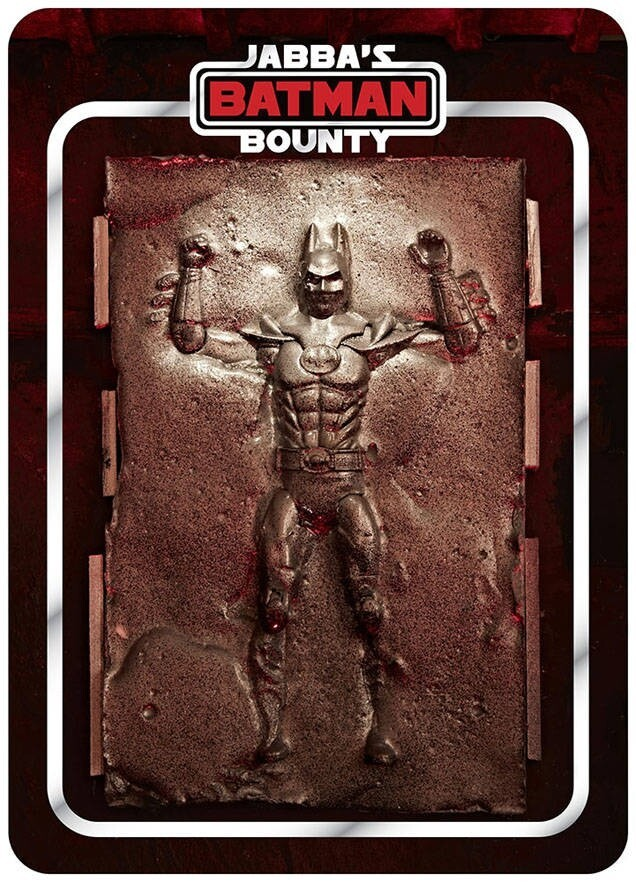 Food Photographer Creates Awesome Carbonite Chocolate Figurines