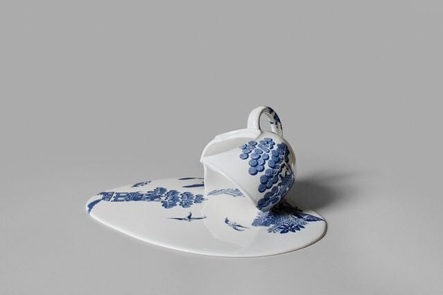 Melting Sculptures by Livia Marin