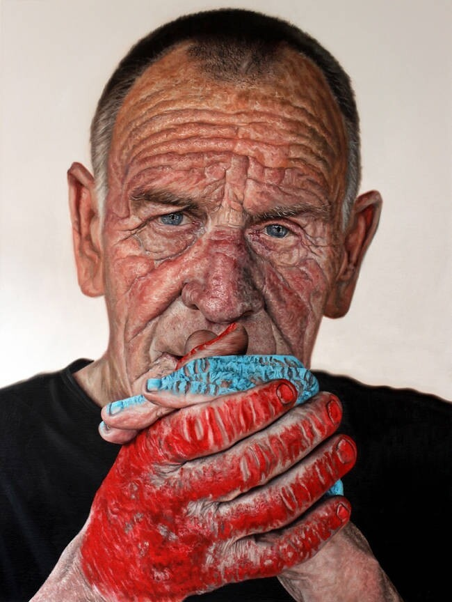 These Paintings Are so Realistic, You'll Think They're Photographs
