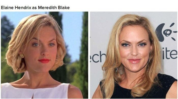 "The Cast Of ""The Parent Trap"" Back In The Day And Today"