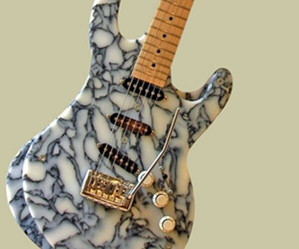 These Custom-Made Instruments Are Fashioned From The Craziest Material