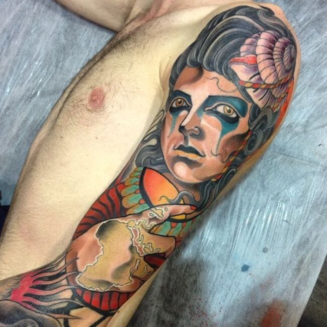 The Incredible Tattoo Art Of Stu Pagdin