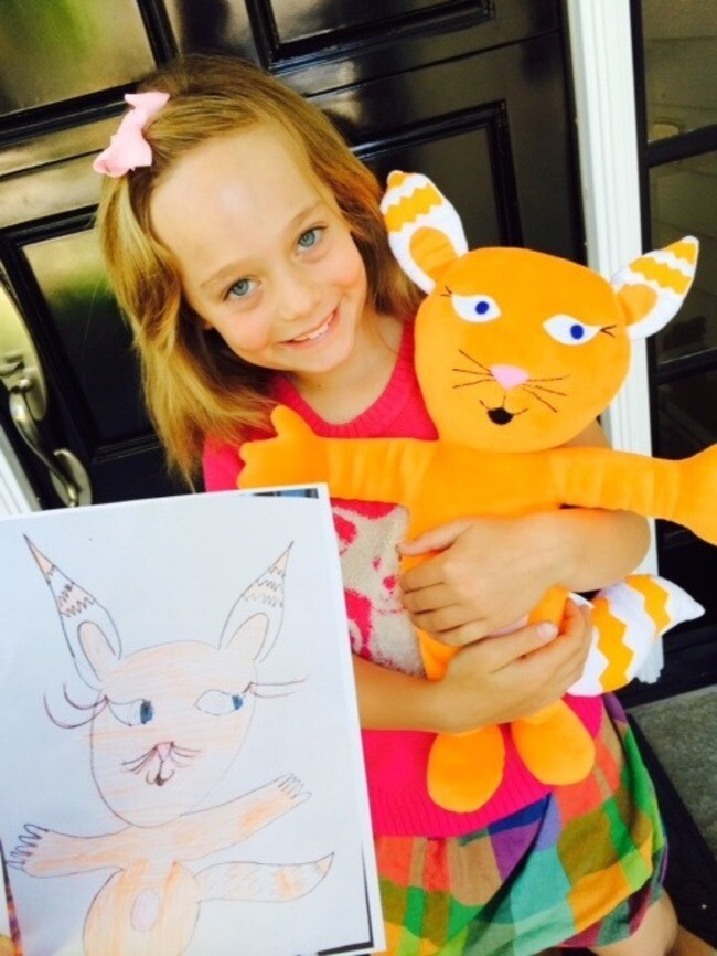 Amazing Company Takes Kids' Drawings And Turns Them Into Real Toys