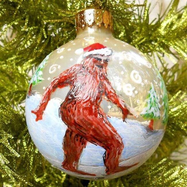 These 29 Xmas Decorations Are Too Creepy