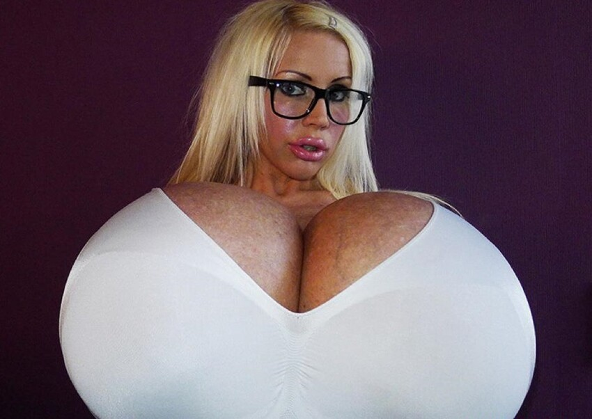 The Huge World Record This Woman Holds May Be The Most Bizarre Thing