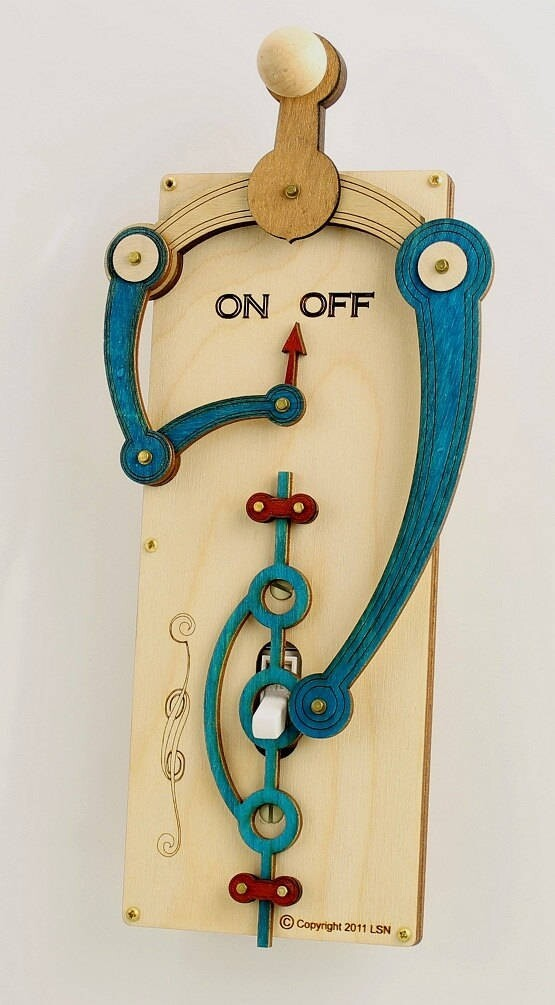 These Charmingly Complicated Light Switch Plates Could Brighten Any Ro