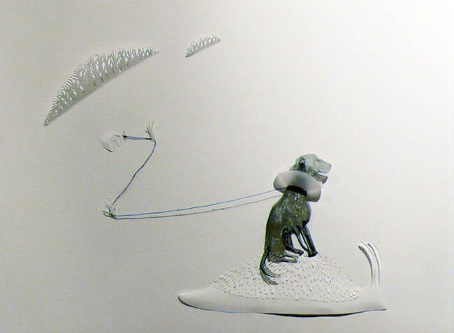 These Spinning Worlds Were Created Using Only Paper And Imagination