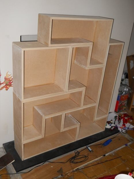 These DIY Shelves Are Brilliant