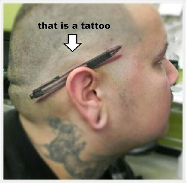 Bad & Stupid Tattoos
