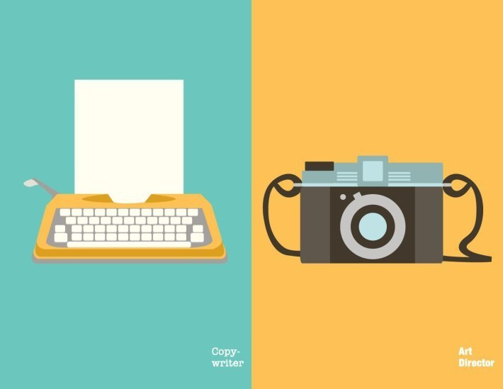 The Differences Between Copywriters And Art Directors