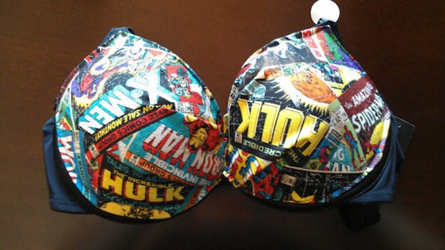 Marvel Comics Bra — $36