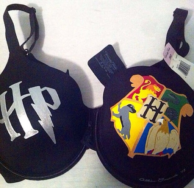 Harry Potter Bra — $69.99