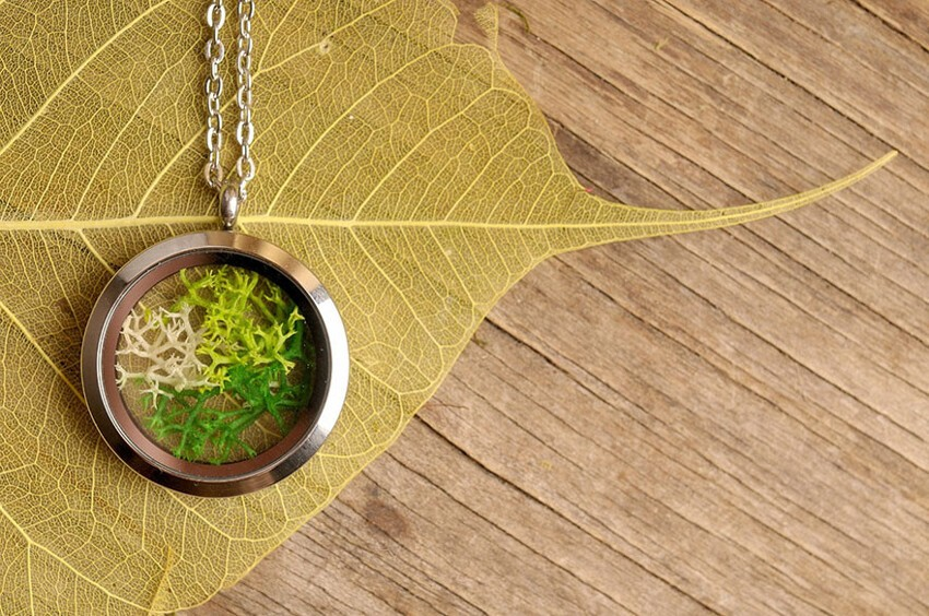 Magic Forest Necklace