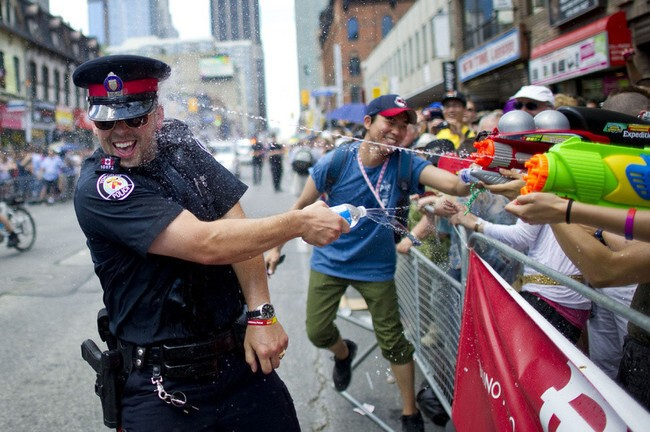 29 Police Officers Using Their Powers For Fun