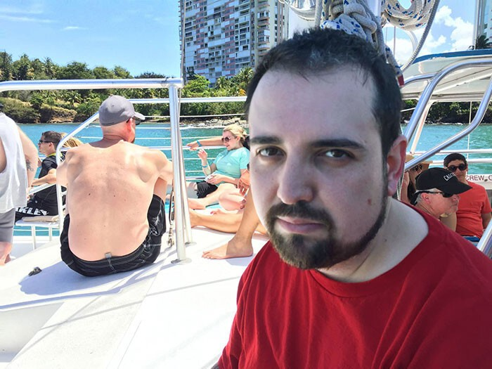 Sad Vacation Guy Wins Second Vacation, Takes His Wife And Baby