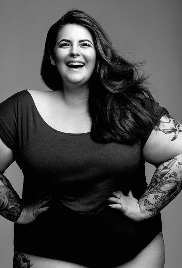 Plus-Sized Model Challenges Beauty Standards