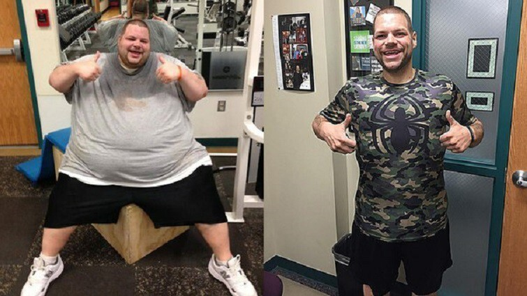 Taylor Swift Is The Unexpected Reason This Man Lost 400 Pounds
