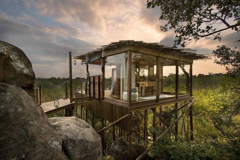 2. Kingston Treehouse, Lion Sands, South Africa