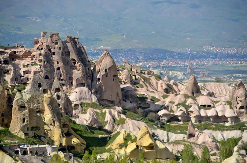 12. Fairy Chimney Hotel, Turkey