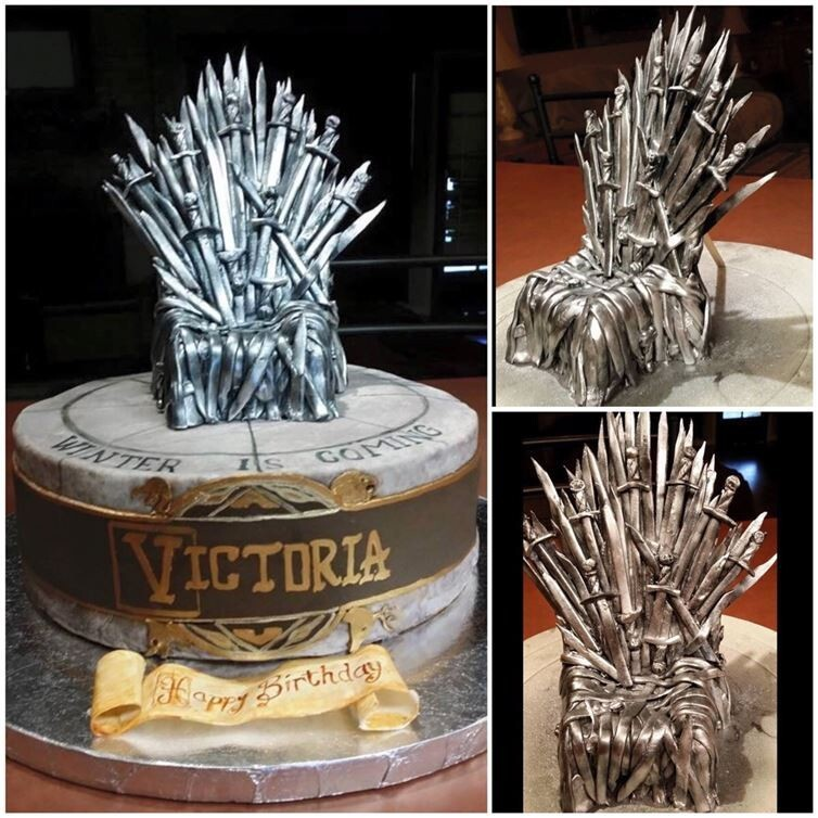 16 Amazing Cakes That Are Too Awesome To Eat