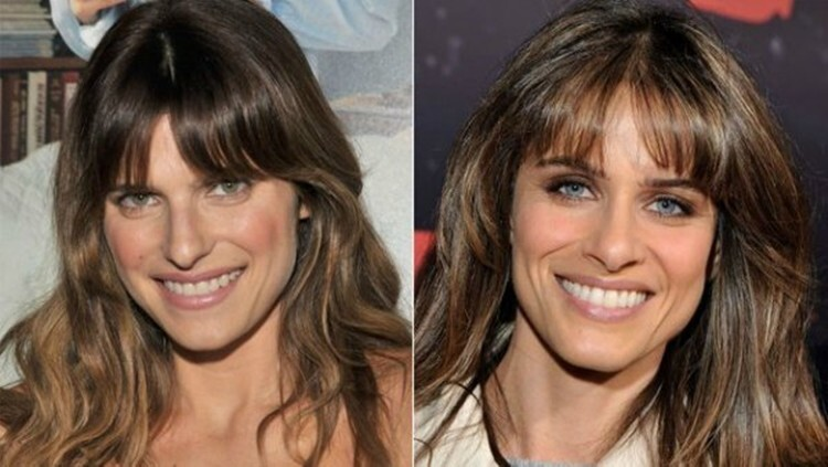 Lake Bell and Amanda Peet