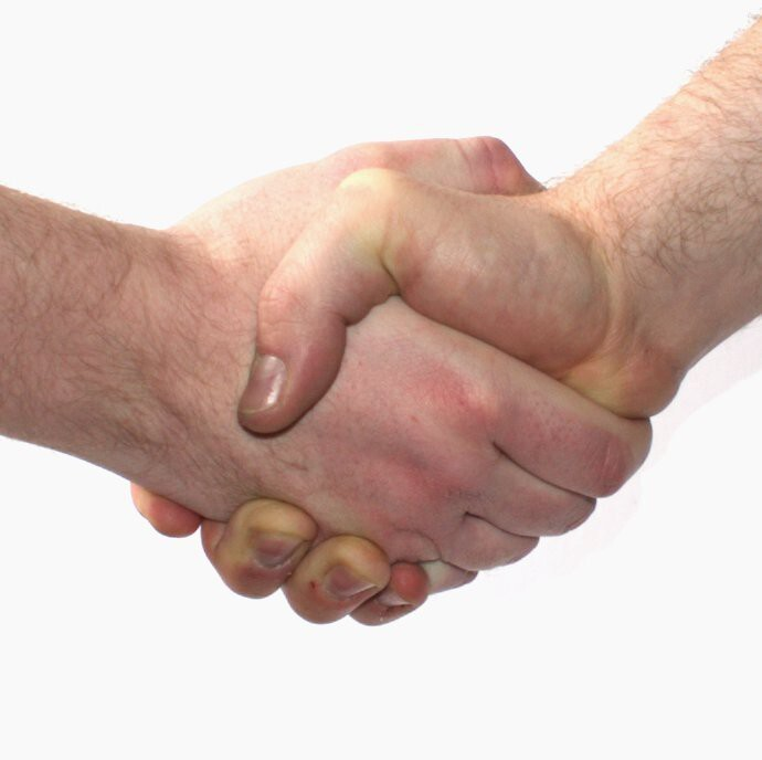18. A handshake transfers more germs than a kiss. In other words if you have a cold, you're more likely to give it to someone by shaking their hand rather than kissing them.