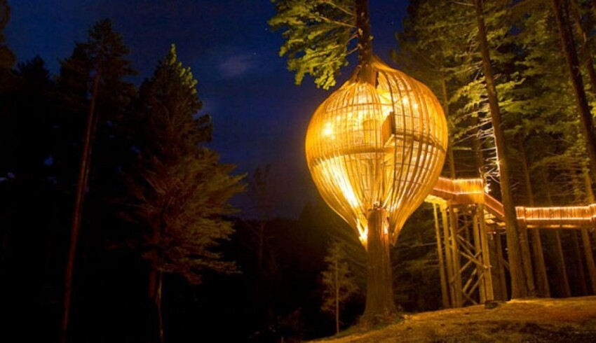 8. Yellow Treehouse Restaurant