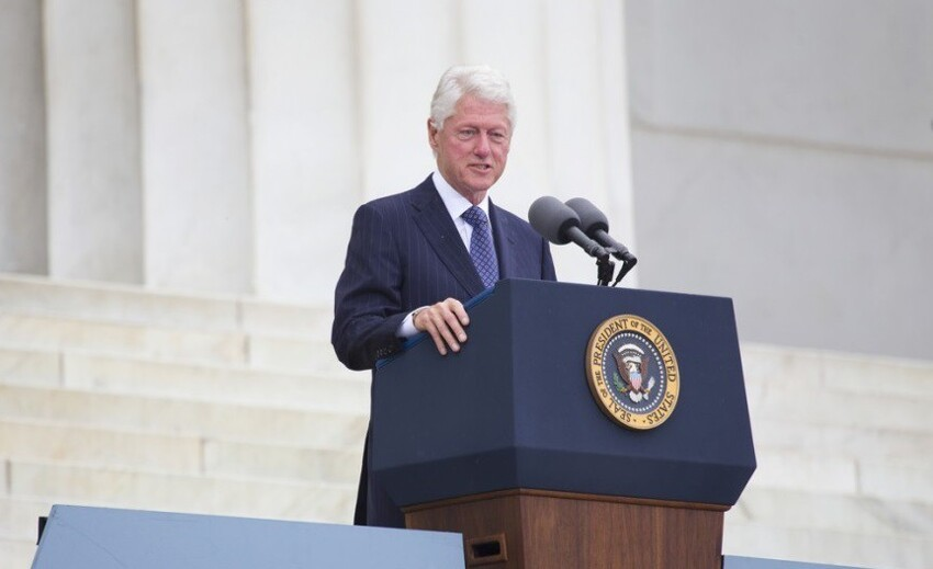 11. Bill Clinton
