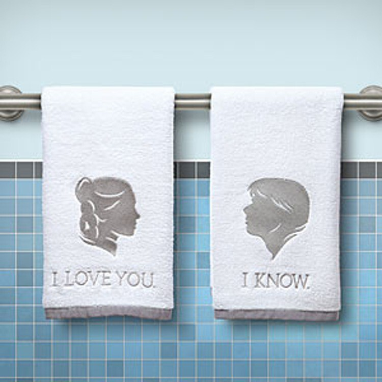 Han And Leila Hand Towels