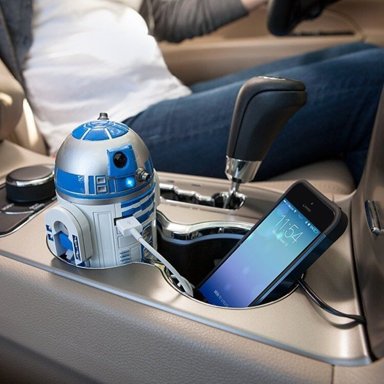 R2-D2 Phone USB Charger