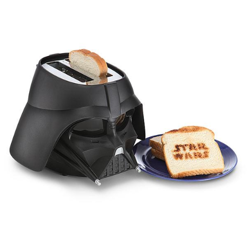 Darth Vadar Toaster