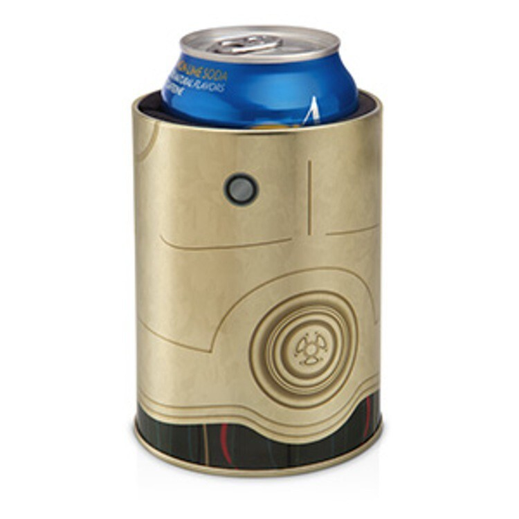 C-3PО Metal Can Cooler