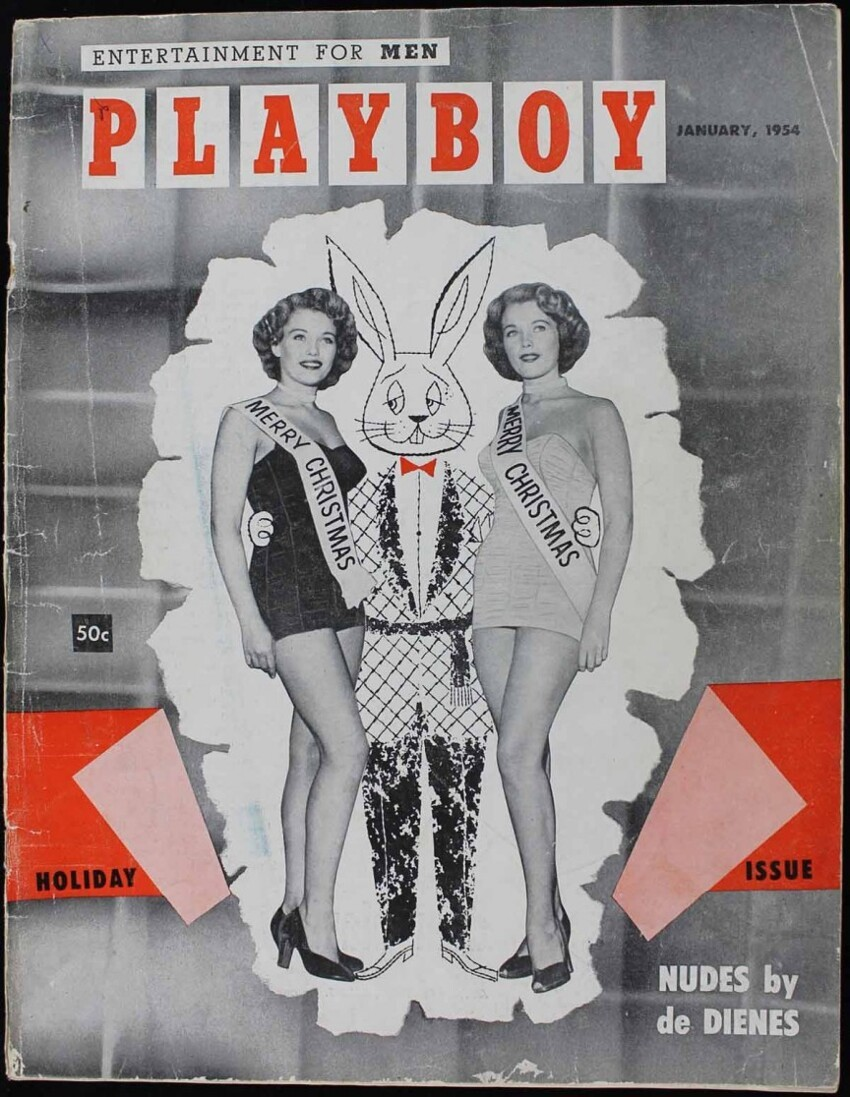 7. January 1954 – First Dated Issue and First With The Rabbit